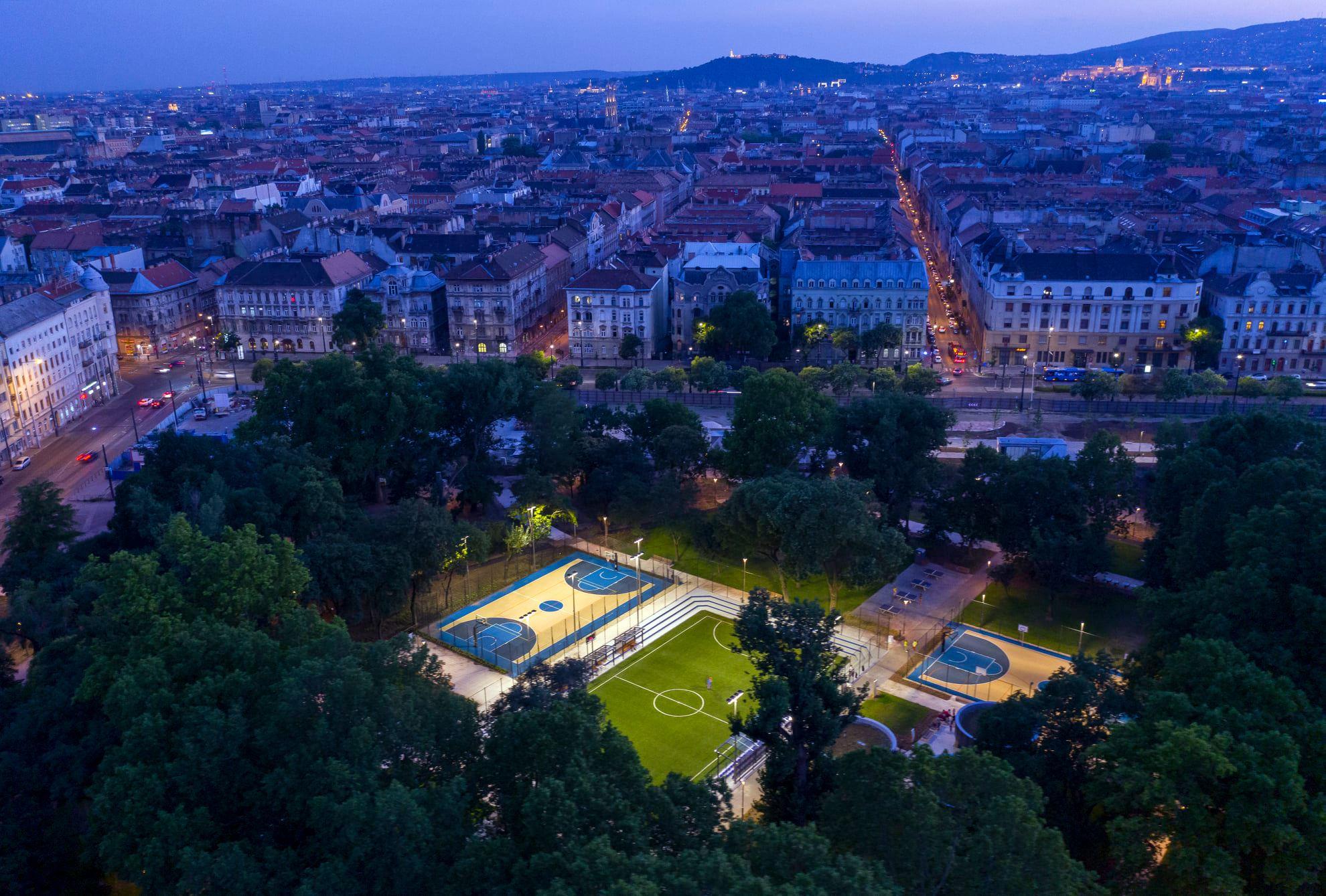 Városliget Budapest Projekt