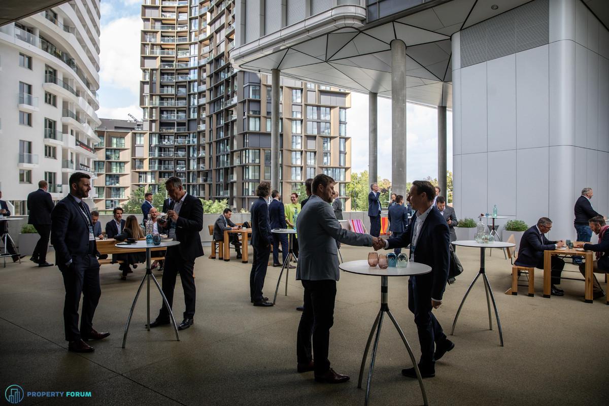 CEE Property Forum - az fmbusiness.hu facility management portál összefoglalója, a B+N régiós vezetője nyilatkozata